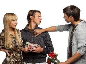 Ревность в отношениях
