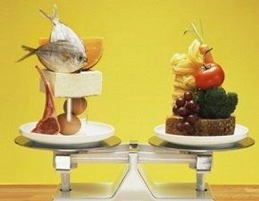 Системы питания против диеты