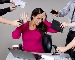 Стресс на работе - как выйти из тупика?