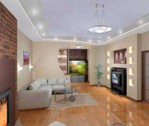 Свет в интерьере квартиры и дома