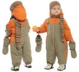 Выбор одежды для малышей