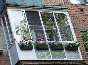 Застеклить балкон и утеплить