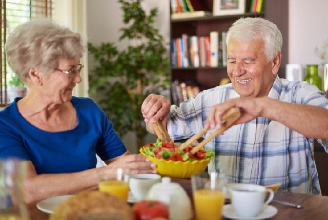 Проблемы со здоровьем у пожилых людей.