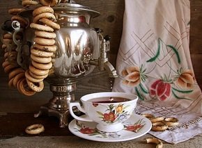 Чаепитие и чай укрепляют здоровье