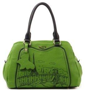 Чистим сумку из натуральной кожи