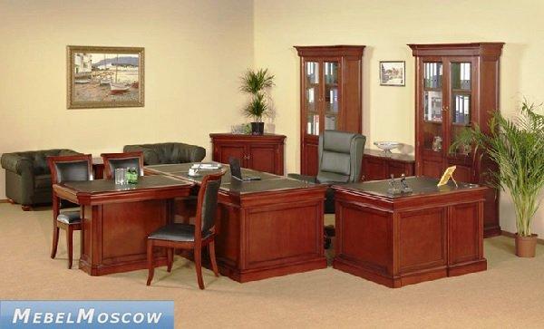 Интерьер кабинета влияет на эффективность работы!