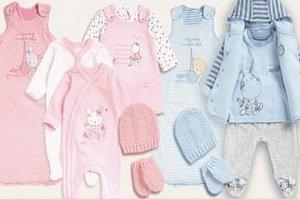 Как выбирать одежду для новорожденного