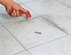 Как заменить поврежденную керамическую плитку