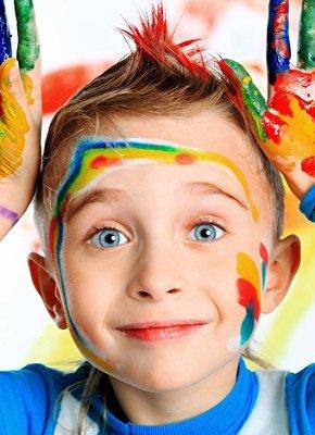 Краски для детей - какие выбрать?