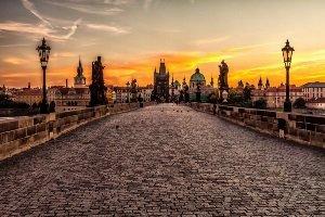 Прага мистическая столица Европы
