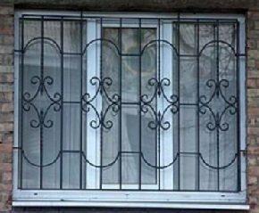 Решетки на окна - сварные или раздвижные