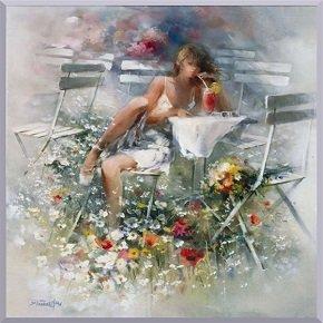 Сила картин и живописи необъяснима!