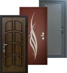 Входные стальные двери для загородного дома