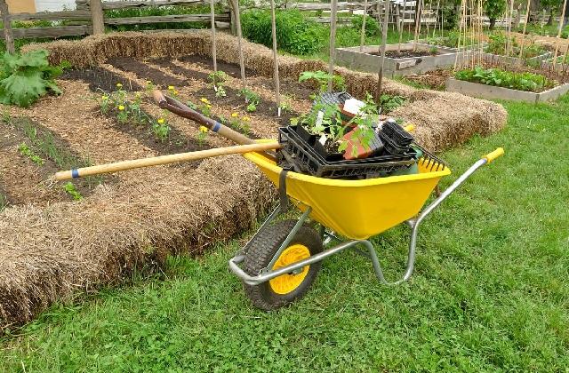 Как облегчить работу на даче, огороде и в саду?