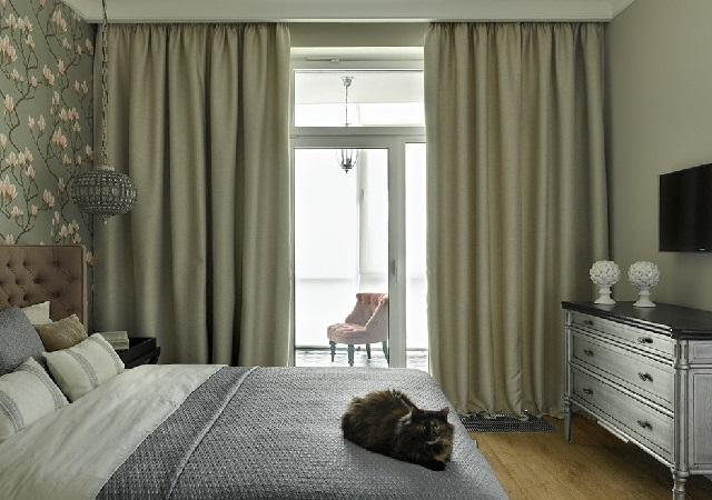 Какими должны быть шторы для разных комнат.