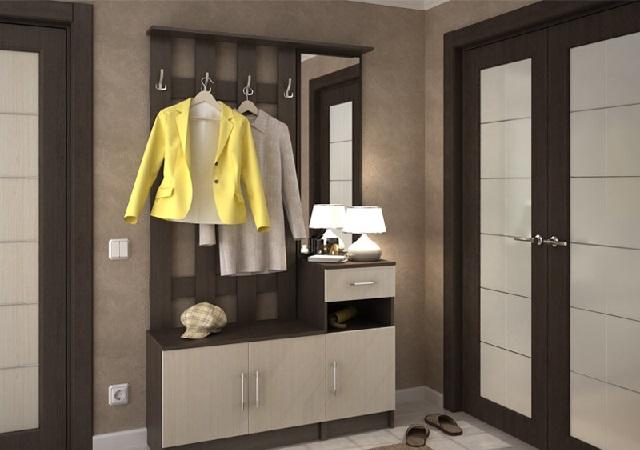Мебель для узких коридоров и прихожей.