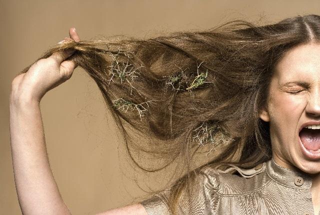 Проблемы волос.