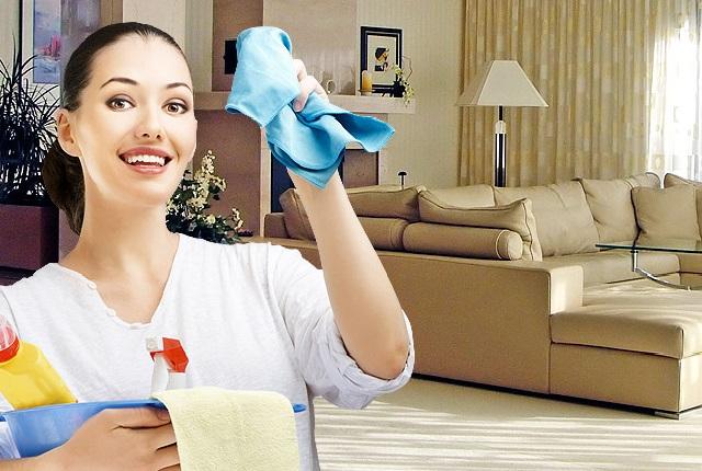 Уборка квартиры быстро и с удовольствием!