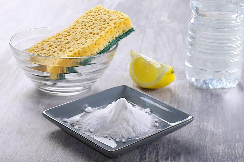 Содой чистить просто и безопасно!