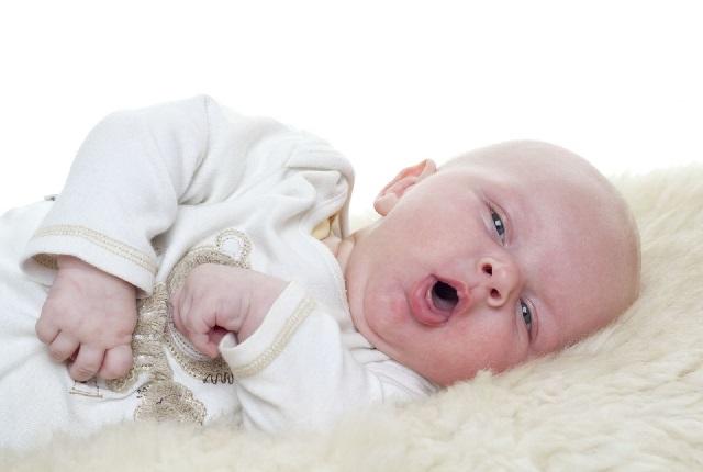 Недомогание новорожденного ребенка