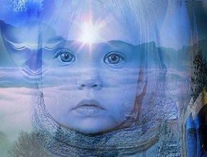 Дети родились от пришельцев