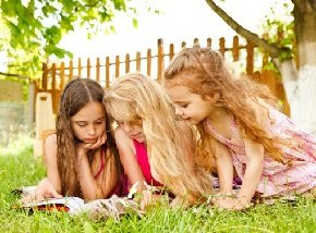 Детские развивающие книги