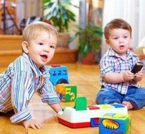 Формирование годовалого ребенка