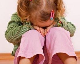 Годовалый ребенок с требовательным характером