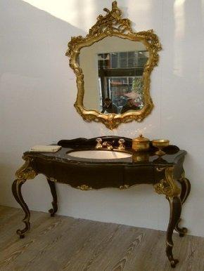 Уникальная итальянская мебель для ванной комнаты