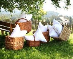Как постирать подушку в домашних условиях