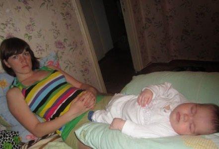 Как усыпить ребенка без укачивания на руках