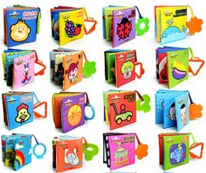 Книжки для годовалого малыша