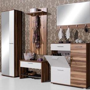 Мебель для узких коридоров и прихожей