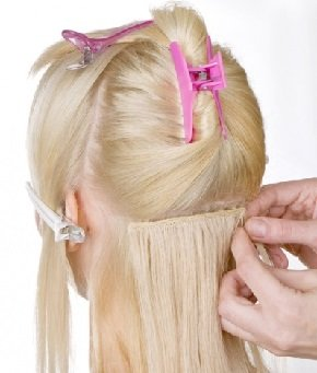Наращивание волос - плюсы и минусы
