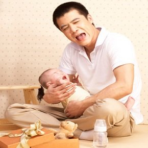 Папа встает к ребенку ночью – инструкция