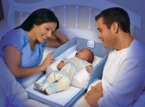 Проблемы со сном у новорожденного