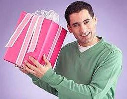 Радовать подарками всегда приятно