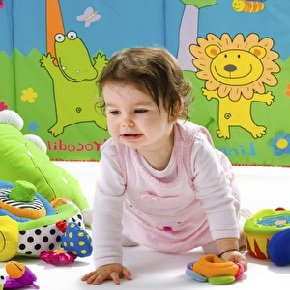 Развитие языковых навыков у годовалого ребенка.