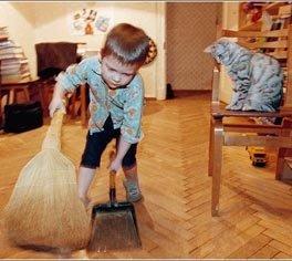 Ребенок хочет помогать по дому – здорово!