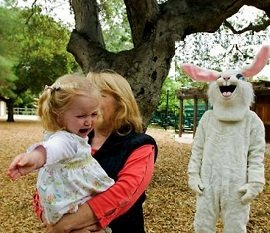 Страхи детей превращаются в фобии