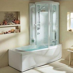Ванна или душевая кабина - что выбрать?