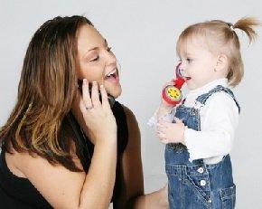 Вербальное общение годовалого ребенка