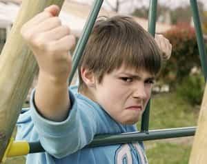 Агрессия среди детей и агрессивное поведение.