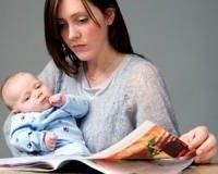 Депрессия молодой мамы