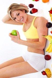 Диета для похудения в области живота.
