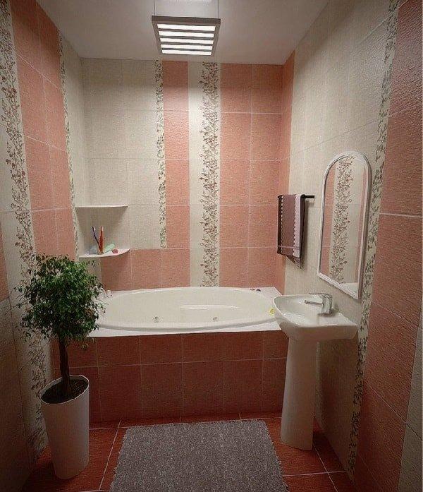 Умывальник в ванную комнату на ножке