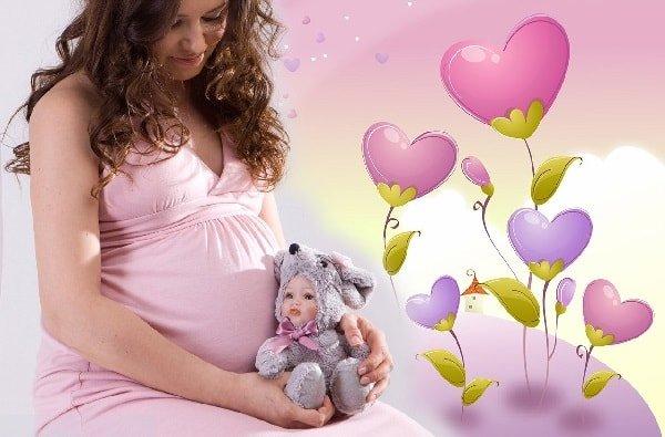 Как родить здорового ребенка и сохранить фигуру