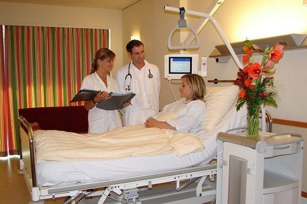 Лечение в современных клиниках.