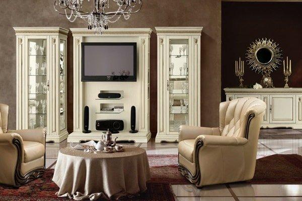 Мебель для гостиной – особенности выбора