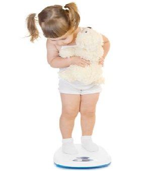 Похудение для детей и 10 способов